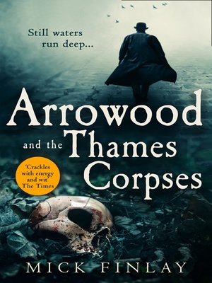 cover image of Arrowood and the Thames Corpses